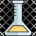 Beaker Chemical Flask Icon