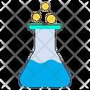 Beaker Chemistry School Icon