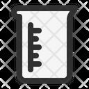 Beaker Chemistry Chemical Icon