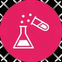 Beaker Test Tube Icon