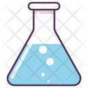Beaker Mixture Science Icon