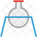Beakers Laboratory Equipment Icon
