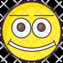 Beaming Emoji Icon