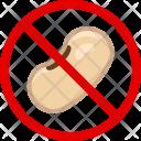Bean Soya Allergy Icon