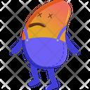 Sad Bean Icon
