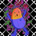 Bean Celebrating Icon