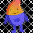 Happy Bean Icon