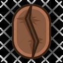 Bean Roasting Coffee Icon