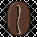 Bean Caffeine Grain Icon