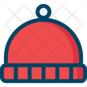 Hat Hipter Cap Icon