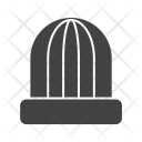 Beanie Warm Cap Icon