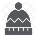 Winter Hat Clothes Icon