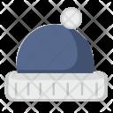 Beanie Snow Cap Icon