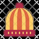 Beanie Hat Warm Autumn Icon