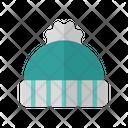 Warm Hat Hat Winter Icon
