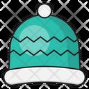 Beanie Cap Merry Icon