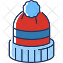 Beanie Winter Winter Hat Icon
