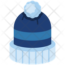 Beanie Winter Hat Cap Icon