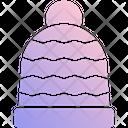Beanie Winter Hat Winter Cap Icon