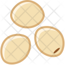 Beans Lupine Food Icon