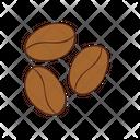 Coffee Beans Garden Icon