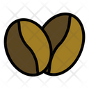 Beans Coffee Drink Icon