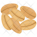 Dried Beans Food Icon