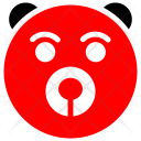 Bear Zoo Animal Icon