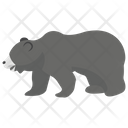 Bear Polar Bear Endangered Specie Icon