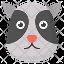 Bear Fox Head Emoji Icon