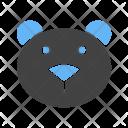 Bear Animal Wildlife Icon
