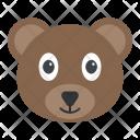 Teddy Wombat Bear Icon