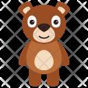 Bear Wild Mammal Icon