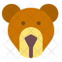 Bear Animal Animals Icon