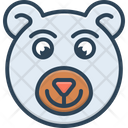 Bear Animal Panda Icon