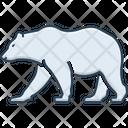 Bear Omnivores Badge Icon
