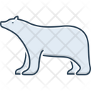 Bear Grizzly Bruin Icon