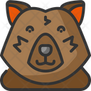 Bear Avatar Grizzly Icon