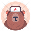 Animal Avatar Bear Icon