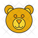 Bear Animal Zoo Icon