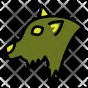 Polar Head Animal Icon