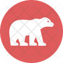 Bear Mammal Asiatic Black Bear Icon