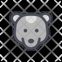 Bear Cute Nature Icon