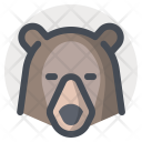 Bear Dweller Grizzly Icon