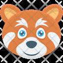 Bear Animal Face Icon