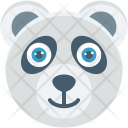 Bear Panda Wild Icon
