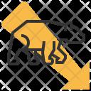 Bear Trend Logo Icon