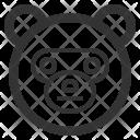 Bear Nature Beast Icon