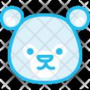 Bear Animal Zoo Icon