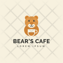 Bear Cafe Icon